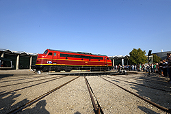 Altmark Rail MY 1149 at Odense DSB Jernbanemuseet on 6 September 2014.