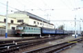 UZ ChC2-546 pulls in Zaporotzje (UA) station on its way from Tavrichesk (UA) to Sinel'nikovo (UA) on 21 April 2005.